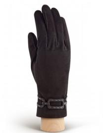 Перчатки женские 100% кашемир 2228w black (Eleganzza)