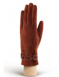 Перчатки женские 100% кашемир 2228w luggage (Eleganzza)