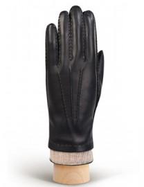 Перчатки женские 100% кашемир 2379w black (Eleganzza)