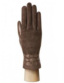 Перчатки женские 100% кашемир 3119w taupe (Eleganzza)