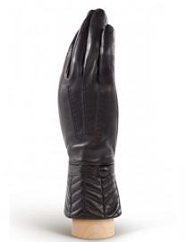 Перчатки женские 2550w black (Eleganzza)