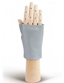 Перчатки женские без пальцев 320 skyblue perlato (Eleganzza)