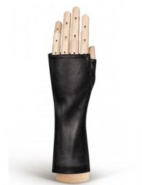 Перчатки женские без пальцев 330 black (Eleganzza)