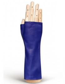 Перчатки женские без пальцев 330 violetblue (Eleganzza)