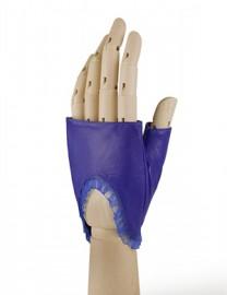 Перчатки женские без пальцев 951 electric blue (Eleganzza)