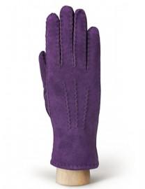 Перчатки жен натуральный мех d.face AND W60G 008 amethyst (Anyday)