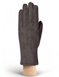 Перчатки жен натуральный мех d.face AND W60G 008 black (Anyday)