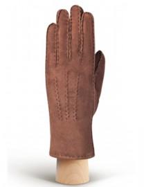 Перчатки жен натуральный мех d.face AND W60G 008 d.brown (Anyday)