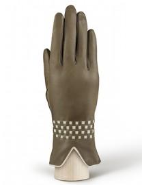 Перчатки жен п/ш LB-0027 taupe/beige (Labbra)