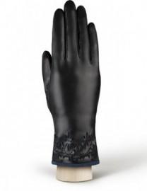 Перчатки жен п/ш LB-5767 black/d.blue (Labbra)