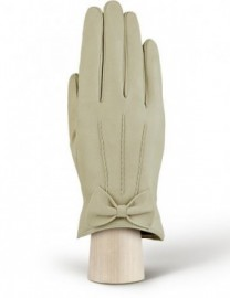Перчатки жен подкладка из шелка LB-3011 beige (Labbra)
