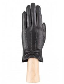 Перчатки жен подкладка из шелка LB-3011 black (Labbra)