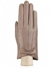Перчатки жен подкладка из шелка LB-3011 l.taupe (Labbra)