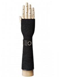 Перчатки женские 100% шерсть 77088 black (Eleganzza)