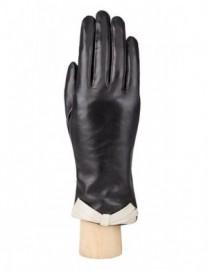 Перчатки женские 100% шерсть HP305 black (Eleganzza)