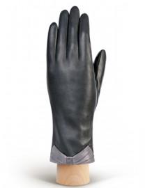 Перчатки женские 100% шерсть HP305 d.grey (Eleganzza)
