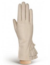 Перчатки женские 100% шерсть HP328 beige (Eleganzza)