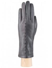 Перчатки женские 100% шерсть HP534 d.grey/grey (Eleganzza)