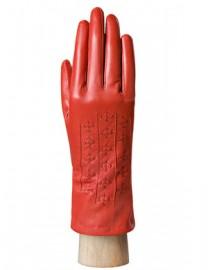 Перчатки женские 100% шерсть HP5367 scarlet (Eleganzza)