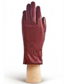 Перчатки женские 100% шерсть HP6073 rust (Eleganzza)