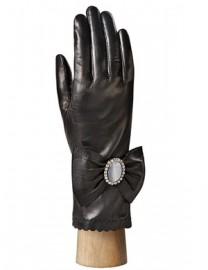 Перчатки женские 100% шерсть HP6337 black (Eleganzza)