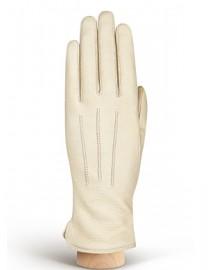 Перчатки женские 100% шерсть HP931 beige (Eleganzza)
