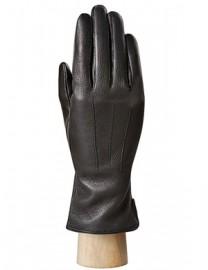 Перчатки женские 100% шерсть HP931 black (Eleganzza)