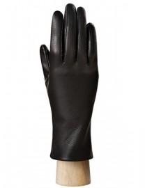 Перчатки женские 100% шерсть HP933 black (Eleganzza)