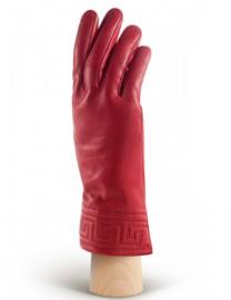 Перчатки женские 100% шерсть HP956 bordo (Eleganzza)