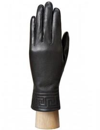 Перчатки женские 100% шерсть HP956L black (Eleganzza)