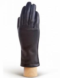 Перчатки женские 100% шерсть HS909L black (Eleganzza)