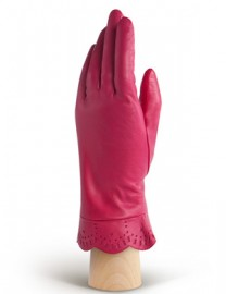 Перчатки женские 100% шерсть IS0440 magenta (Eleganzza)