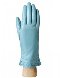 Перчатки женские 100% шерсть IS0440 skyblue (Eleganzza)