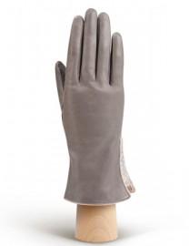 Перчатки женские 100% шерсть IS120 grey (Eleganzza)