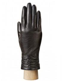 Перчатки женские 100% шерсть IS205 black (Eleganzza)
