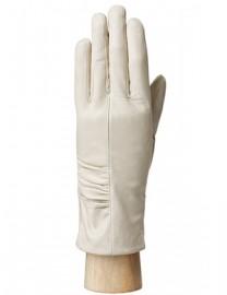 Перчатки женские 100% шерсть IS220 beige (Eleganzza)