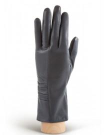 Перчатки женские 100% шерсть IS220 d.grey (Eleganzza)