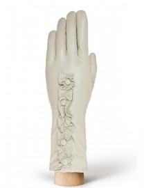 Перчатки женские 100% шерсть IS229 ivory (Eleganzza)