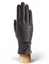 Перчатки женские 100% шерсть IS238 black (Eleganzza)