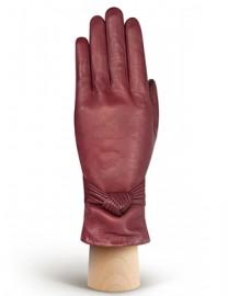 Перчатки женские 100% шерсть IS238 merlot (Eleganzza)