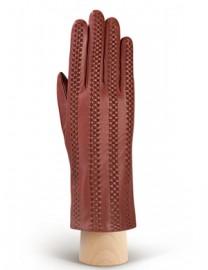 Перчатки женские 100% шерсть IS252L-s luggage (Eleganzza)