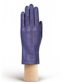 Перчатки женские 100% шерсть IS252L-s violetblue (Eleganzza)