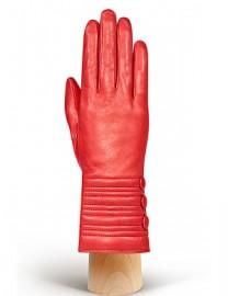 Перчатки женские 100% шерсть IS253 tomat (Eleganzza)