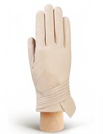 Перчатки женские 100% шерсть IS257 beige (Eleganzza)