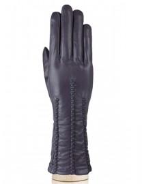 Перчатки женские 100% шерсть IS259 d.violet (Eleganzza)