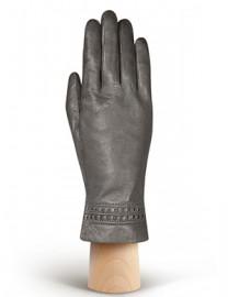 Перчатки женские 100% шерсть IS262L d.grey (Eleganzza)