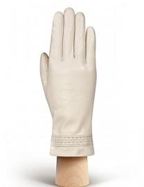 Перчатки женские 100% шерсть IS262L ivory (Eleganzza)