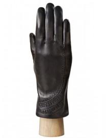 Перчатки женские 100% шерсть IS375 black (Eleganzza)