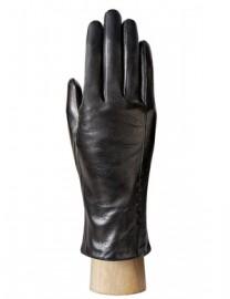 Перчатки женские 100% шерсть IS411 black (Eleganzza)