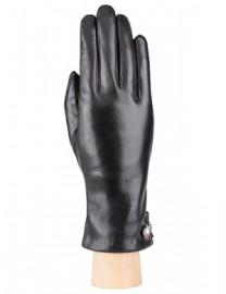 Перчатки женские 100% шерсть IS428 black (Eleganzza)